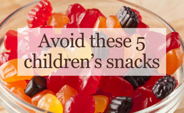 Top 5 Cancer Causing FoodSnacks