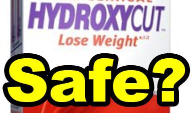 Hydroxycut, is itsafe?